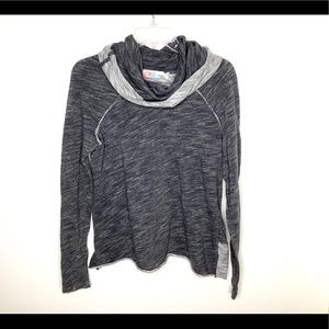 < Free People Cowl Neck Pullover >